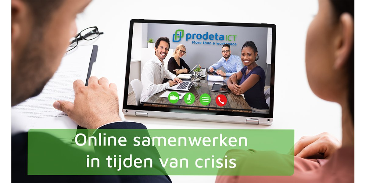 Online samenwerken in tijden van crisis